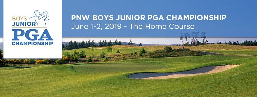 2018 PNW Junior PGA Championship @ The Home Course