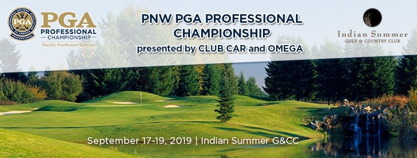 2019 PNW PGA Professional Championship presented by Club Car and OMEGA @ Indian Summer G&CC
