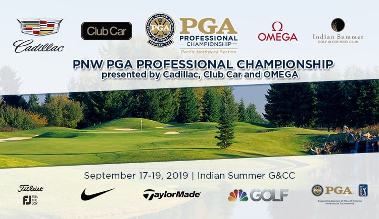 2019 PNW PGA Professional Championship presented by Cadillac, Club Car and OMEGA @ Indian Summer G&CC