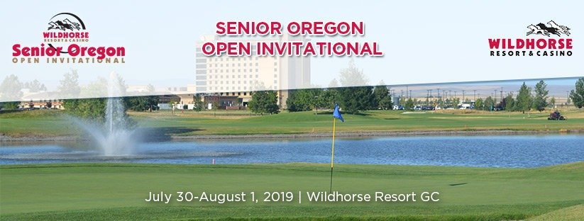 2018 Senior Oregon Open Invitational @ Wildhorse Resort & Casino