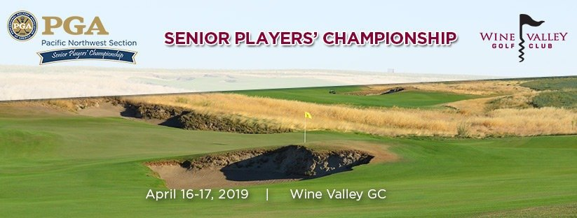 2019 PNW Senior Players' Championship @ Wine Valley GC
