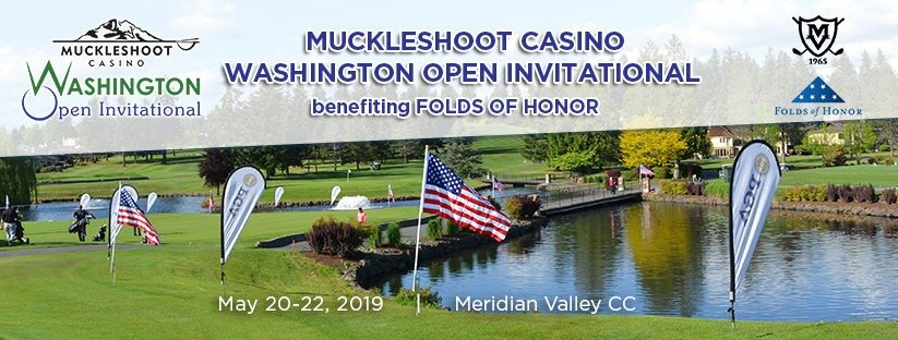 2019 Muckleshoot Casino Washington Open Invitational @ Meridian Valley CC