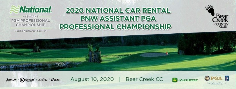 2020 National Car Rental PNW Assistant PGA Professional Championship @ Bear Creek CC