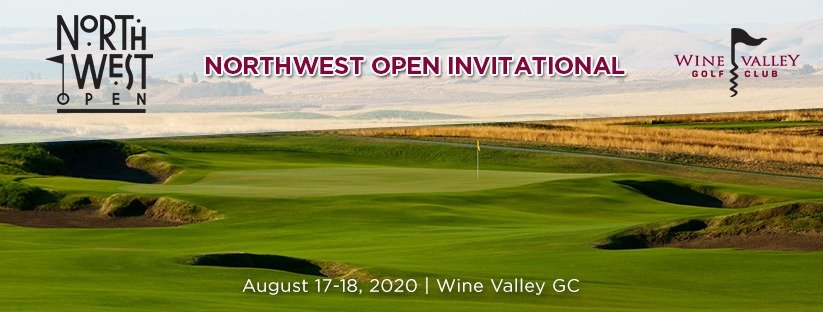 2020 Northwest Open Invitational @ Wine Valley GC