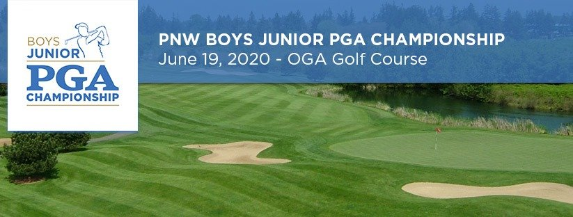 2020 PNW Junior PGA Championship @ OGA Golf Course