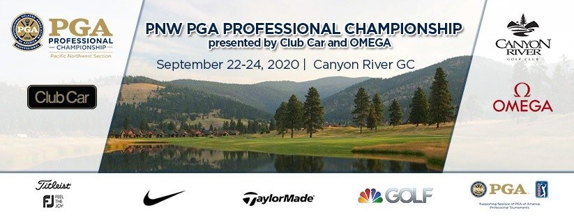 2020 PNW PGA Professional Championship presented by Club Car and OMEGA @ Canyon River GC