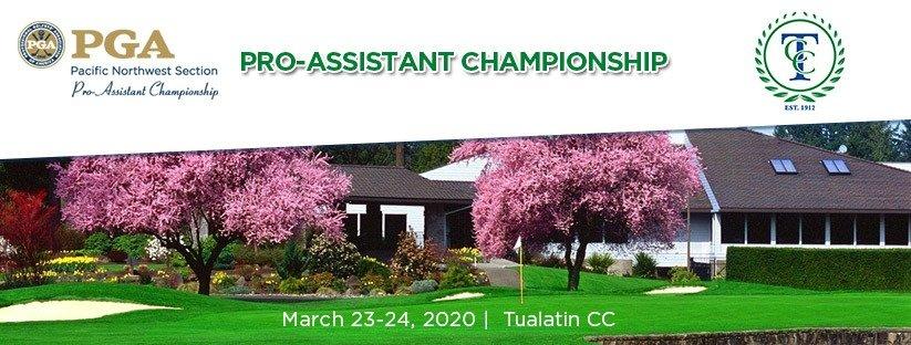 2020 PNW Pro-Assistant Championship @ Tualatin CC