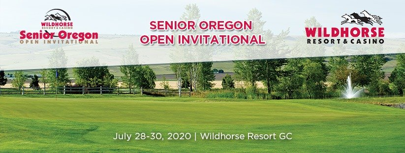 2020 Senior Oregon Open Invitational @ Wildhorse Resort & Casino
