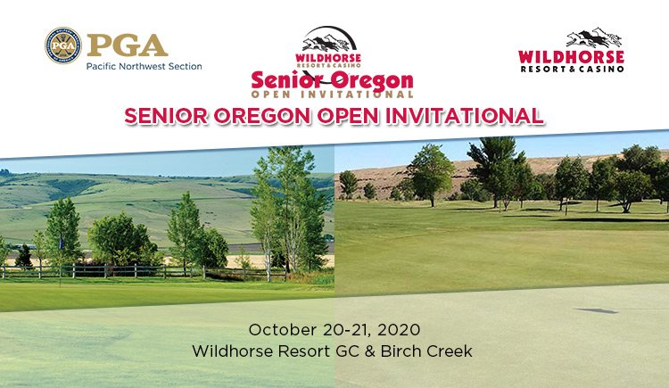 Senior Oregon Open Invitational @ Wildhorse GC & Birch Creek