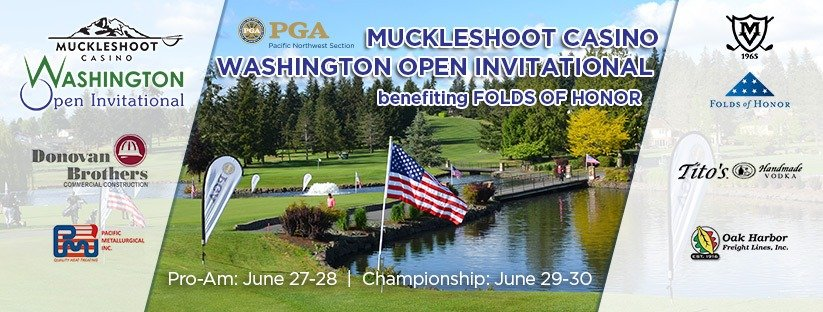 2020 Muckleshoot Casino Washington Open Invitational @ Meridian Valley CC