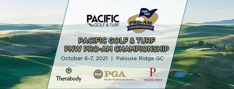 2021 Pacific Golf & Turf PNW Pro-Am Championship @ Palouse Ridge RG