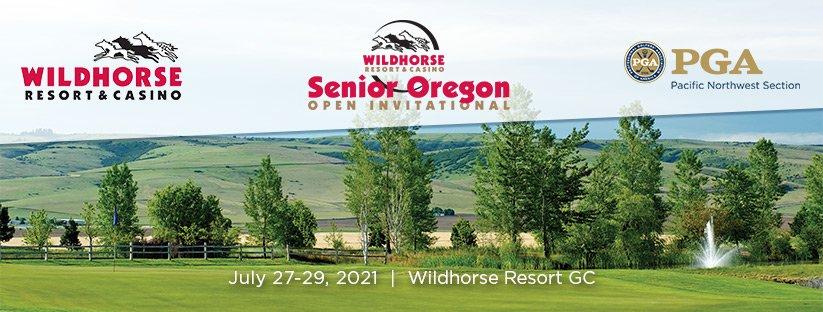 2021 Senior Oregon Open Invitational @ Wildhorse Resort & Casino