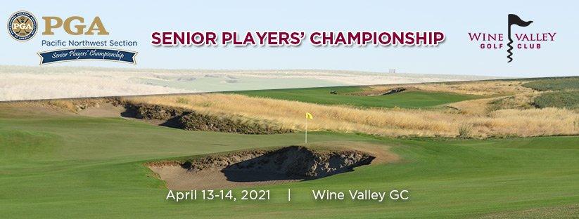 2021 PNW Senior Players' Championship @ Wine Valley GC