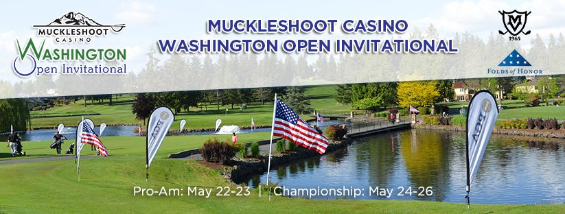 2021 Muckleshoot Casino Washington Open Invitational @ Meridian Valley CC