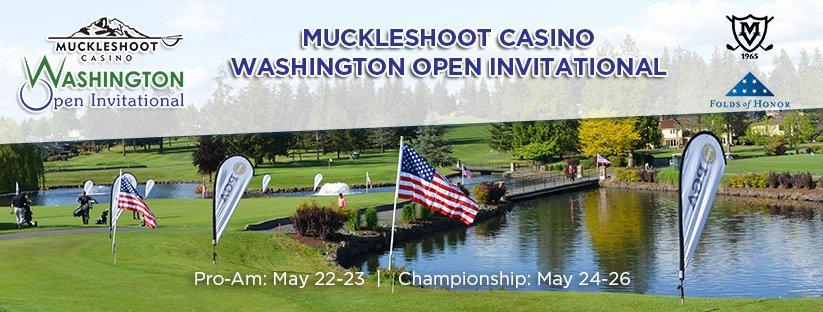2021 Muckleshoot Casino Washington Open Invitational @ Meridian Valley CC