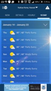 hawaii-weather