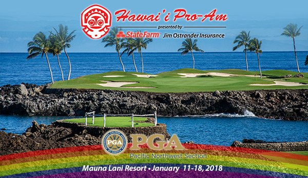 PNW Hawai'i Pro-Am Presented by State Farm Jim Ostrander Agency @ Mauna Lani North and South Courses | Waimea | Hawaii | United States