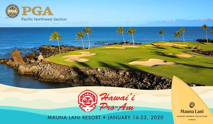 2020 PNW Hawai'i Pro-Am @ Mauna Lani Resort | Waimea | Hawaii | United States