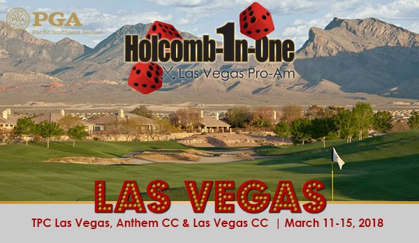 Holcomb-In-One Las Vegas Pro-Am @ The Las Vegas CC, TPC Las Vegas, Anthem CC | Las Vegas | Nevada | United States