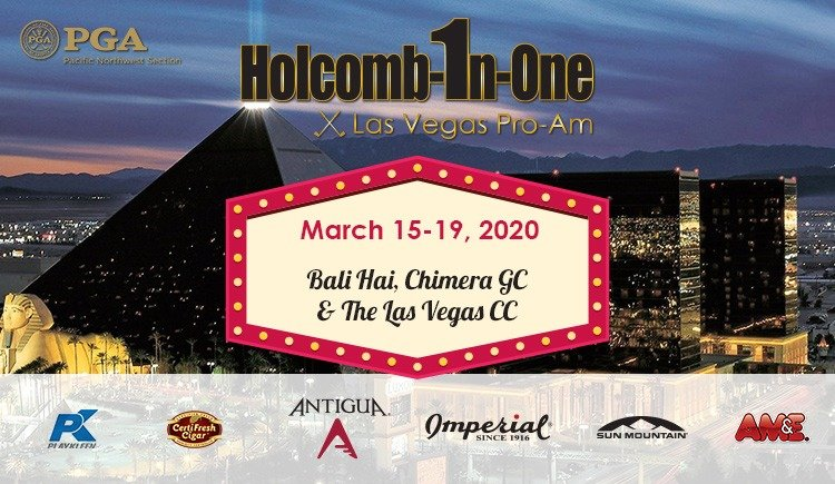 2020 Holcomb-In-One Las Vegas Pro-Am @ Bali Hai, Chimera GC, The Las Vegas CC | Las Vegas | Nevada | United States