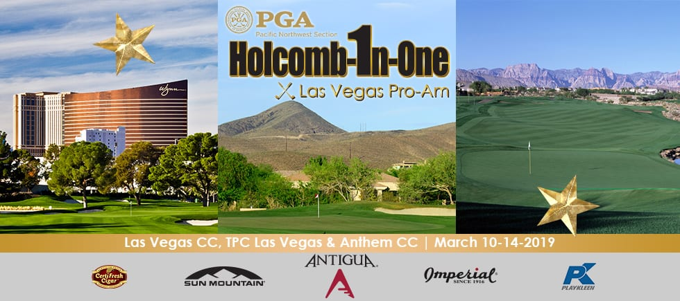 2019 Holcomb-In-One Las Vegas Pro-Am @ The Las Vegas CC, TPC Las Vegas, Anthem CC | Las Vegas | Nevada | United States