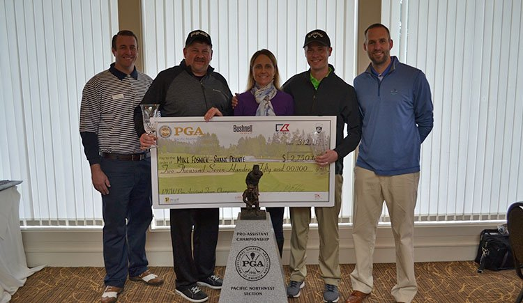 Fosnick and Prante Win PNW Pro-Assistant Championship