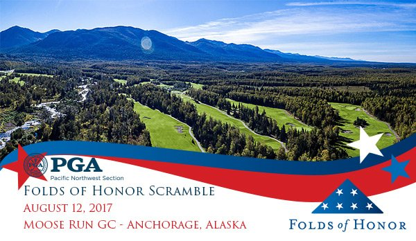 2017 Folds of Honor Scramble @ Moose Run GC