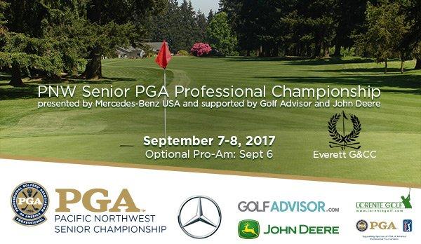 PNW Senior PGA Championship Entries Available