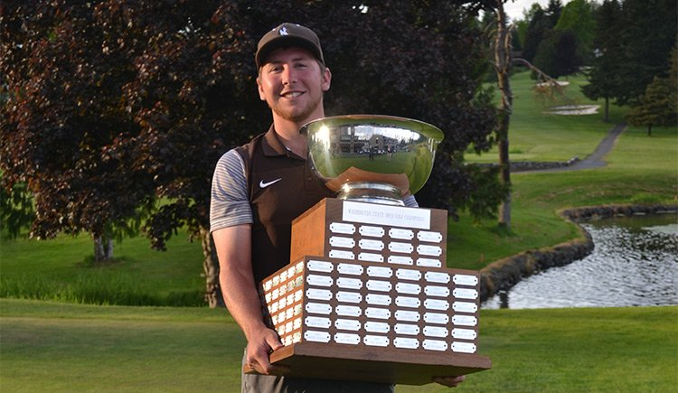 McCullough Wins Washington Open Invitational