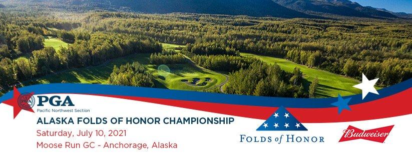 2021 Alaska Folds of Honor Championship @ Moose Run GC - Creek Course