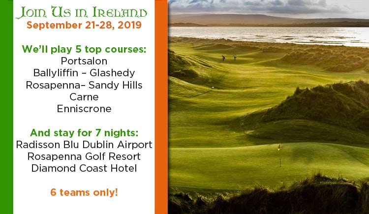 PNW Ireland Pro-Am @ Ireland