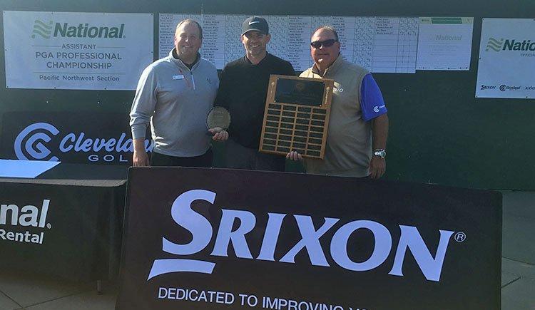 Fisher Wins National Car Rental PNW Assistant PGA Professional Championship