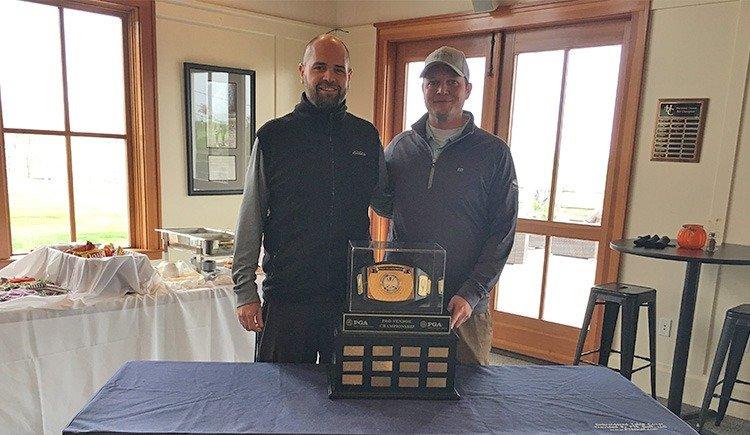 Dickinson and McHugh Win PNW Pro-Vendor Championship