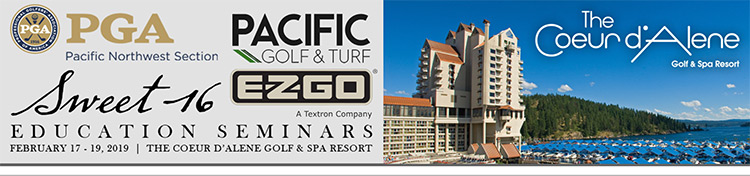PGA Sweet 16 Education Conference @ The Coeur d'Alene Resort | Coeur d'Alene | Idaho | United States