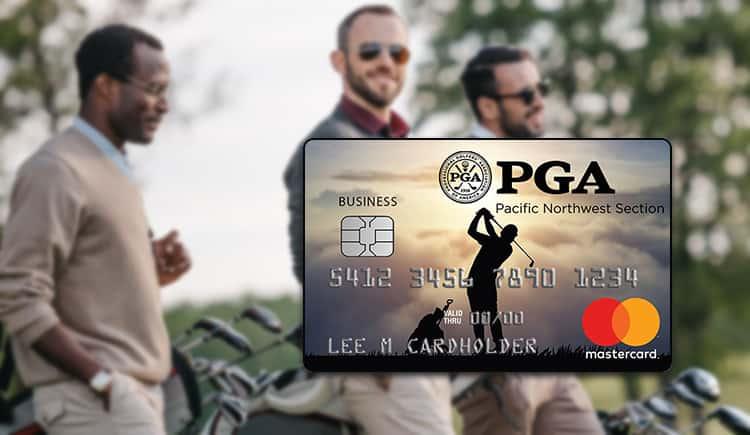 Introducing the PNW PGA Mastercard® Credit Cards