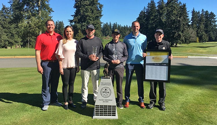 Fisher & Cassidy Win Pro-Assistant Championship