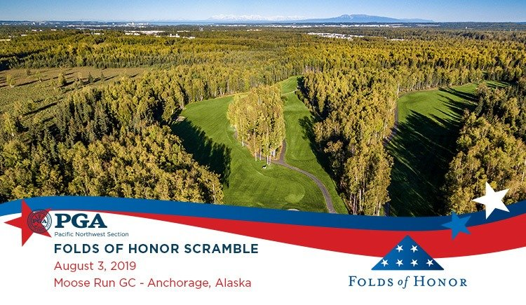 Join Us in Alaska to Support Folds of Honor