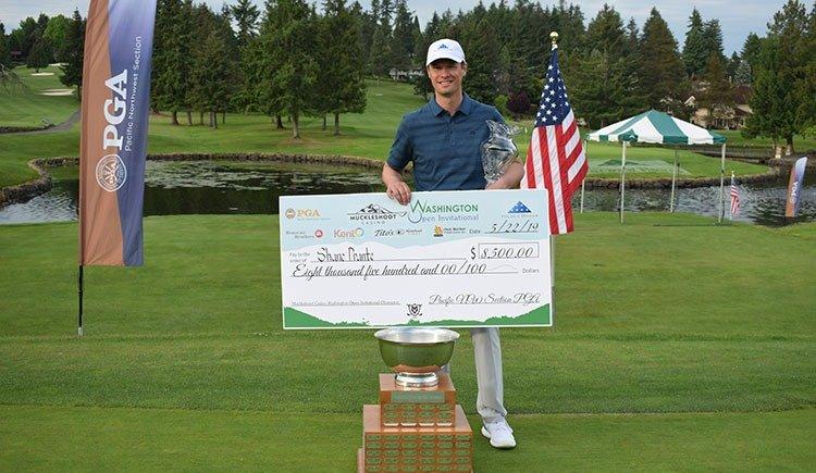 Prante Wins Muckleshoot Casino Washington Open Invitational