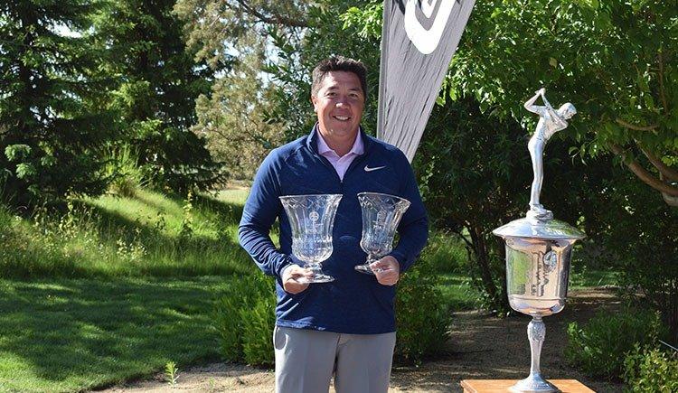 Champion Reid Hatley