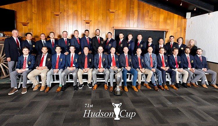 71st Hudson Cup Teams