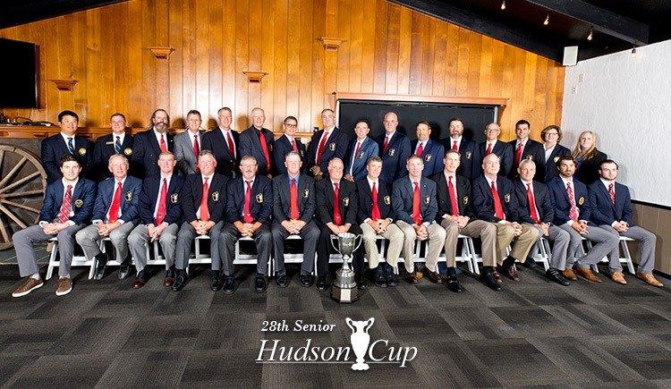 28th Senior Hudson Cup Teams