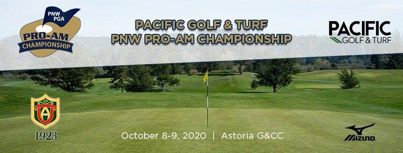 2020 PNW Pro-Amateur Championship @ Astoria G&CC