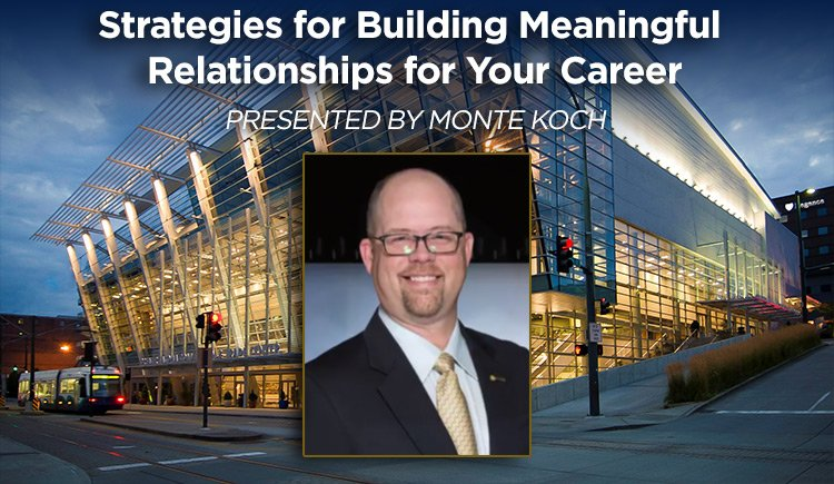 PNW PGA Fall Education - Strategies for Building Meaningful Relationships in Your Career @ Tacoma Convention Center
