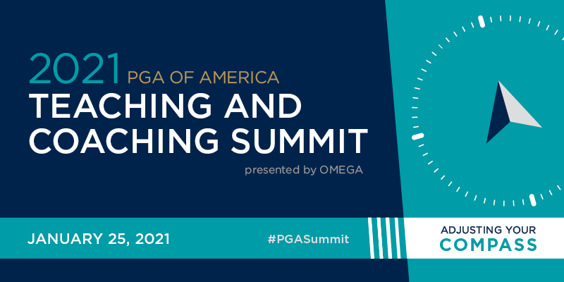 2021 Teaching & Coaching Summit, Presented by OMEGA @ Virtual