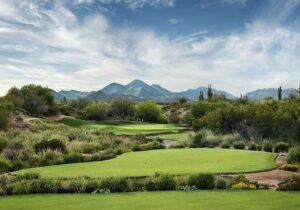 We-Ko-Pa Golf Club Cholla Course #5, Tee to green