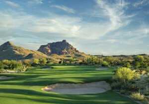 We-Ko-Pa Golf Club Saguaro Course #8 Fairway