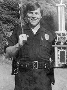 Norm Blandel - Police Officer & California Police Olympics