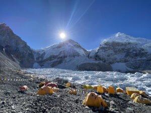 Everest Base Camp - Steve Stevens