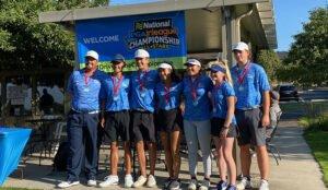 17u Runner Up - Chambers Bay GC, Captain Matt Montecucco, PGA