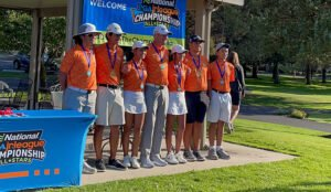 17u Champion - Meridian Valley CC, Captain Brian Thornton, PGA